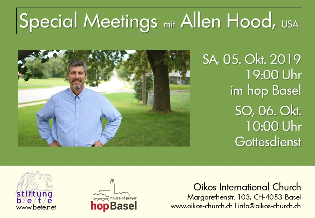 2019 10 Special Meetings mit Allen Hood final.pptx